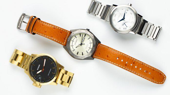 Watch Case Materials