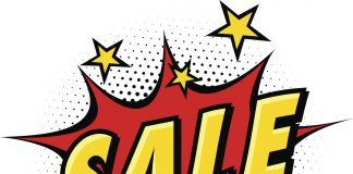 Flash Sale Tag