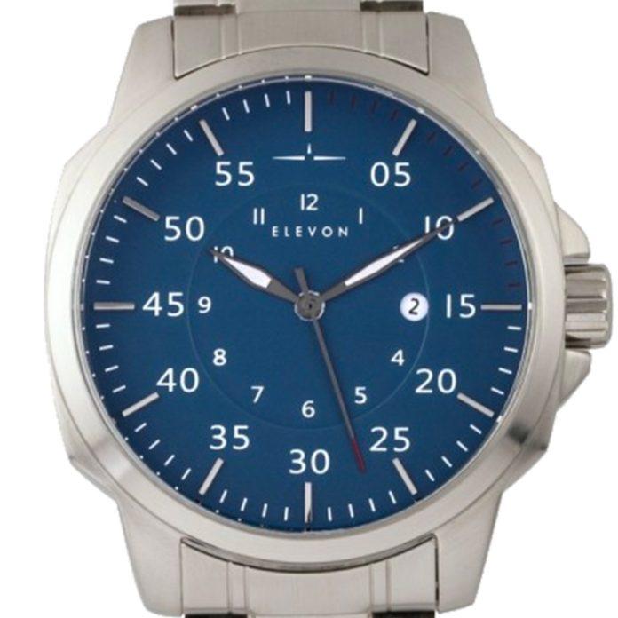 Elevon Hughes Collection Steel Watch