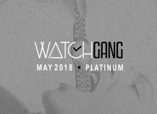 May 2018 Platinum Tier