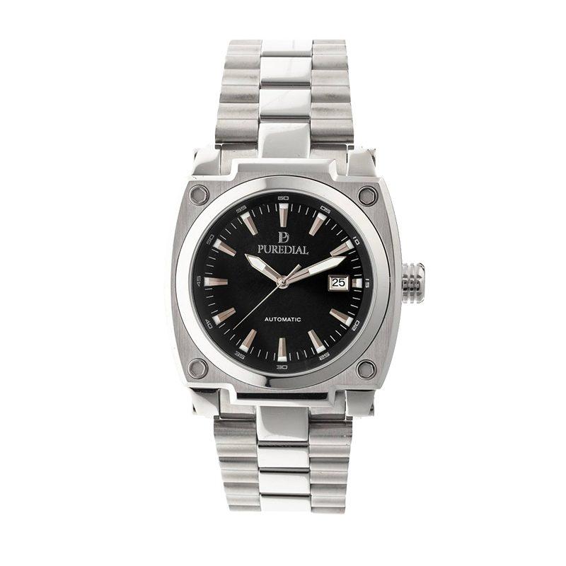 Puredial - Powersphere Steel Watch