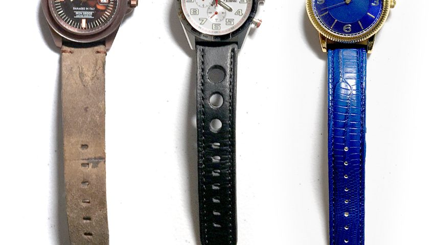 Types Of Watch Bands >> What Your Watch Band Says About Your Style Content By Watch Gang