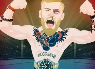 Conor McGregor's Knockout Watch Collection