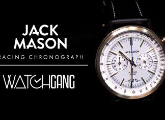 jack mason racing chronograph