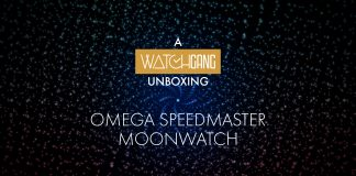 a watch gang unboxing omega speedmaster moonwatch
