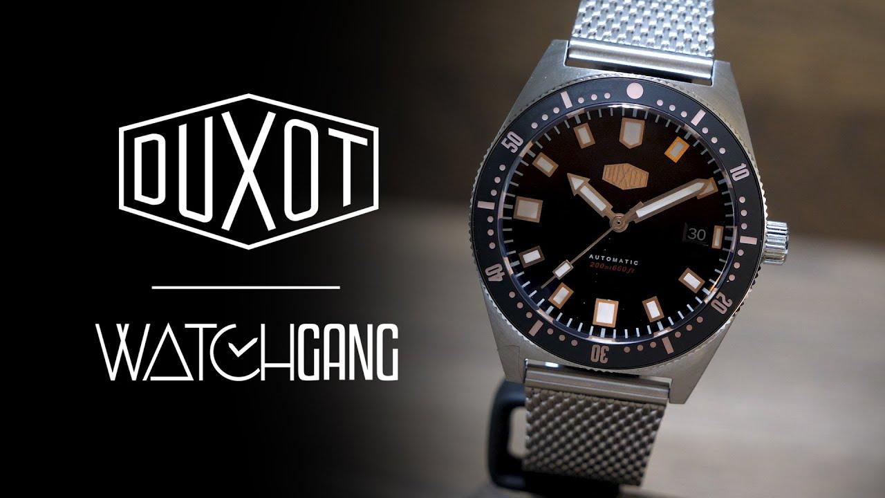Duxot Princepio   Watch Gang   The World's #1 Watch Club